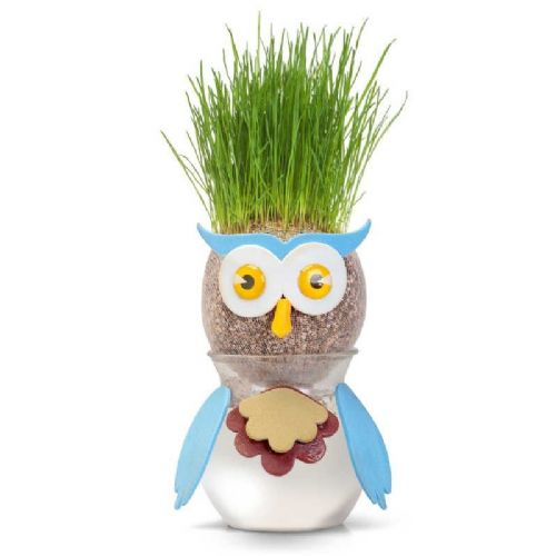 Owl Grasshead Water Jar Children Kids Summer Toy Gift